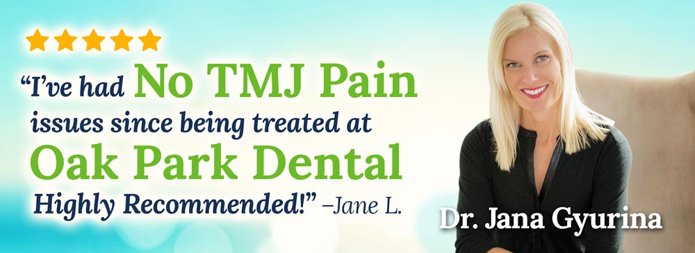 Dr. Gyurina Enhances your Life and Health with TMJ and TMD Treatment